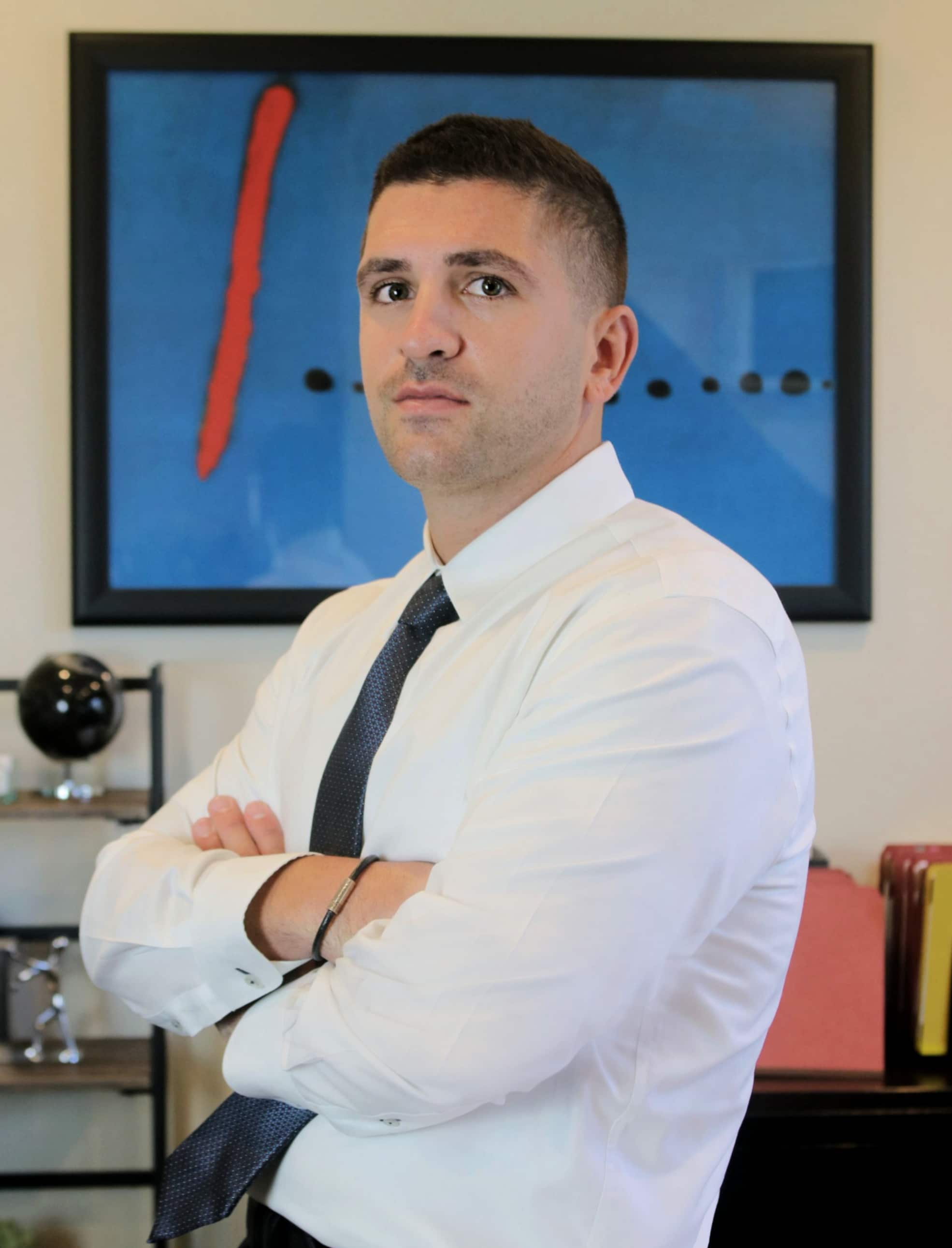 Injury Attorney Kyle Valero